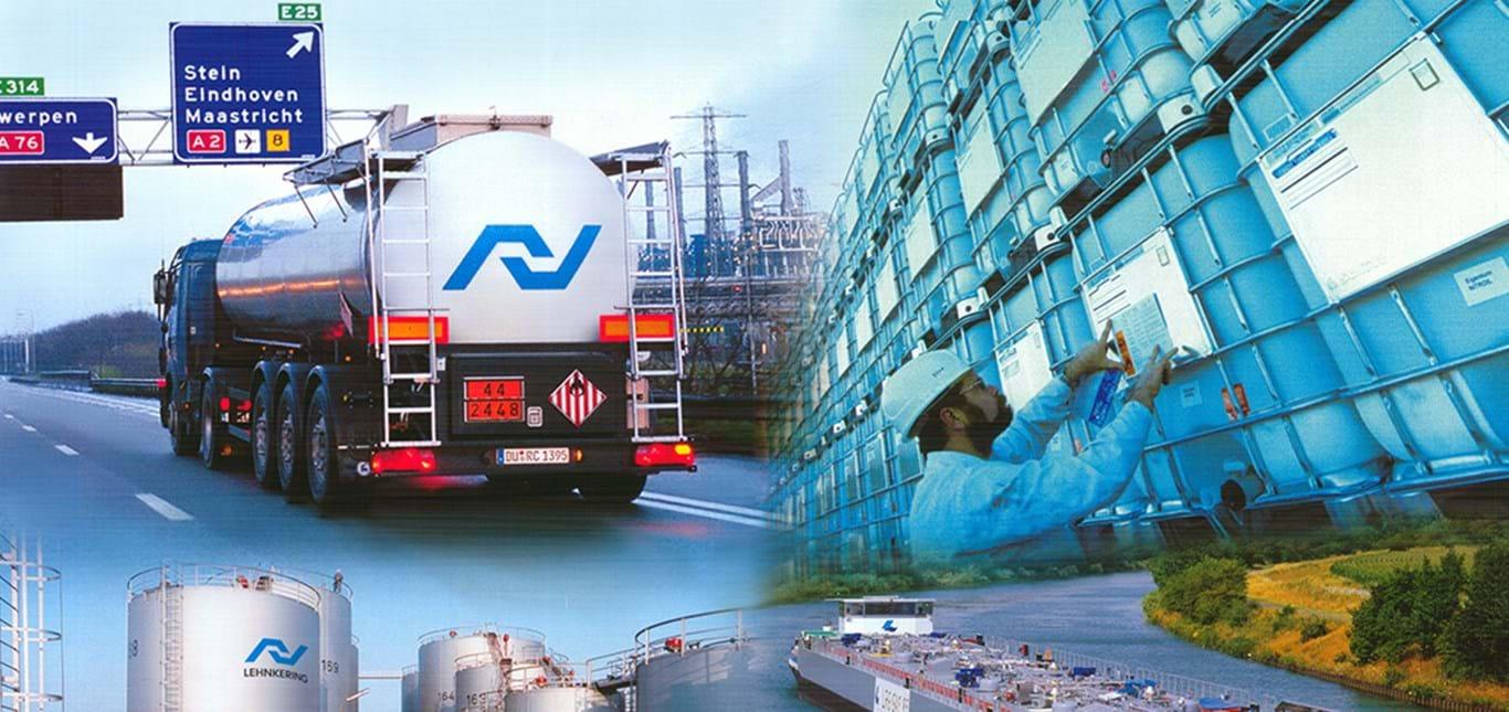 Sale of logistics specialist Lehnkering
