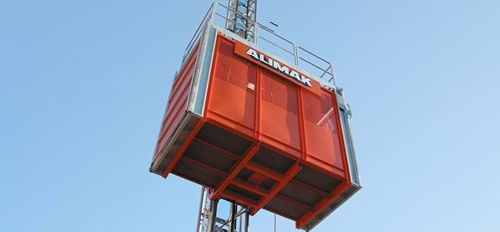 Triton has sold its remaining shares in Alimak, the global market leader in vertical access solutions