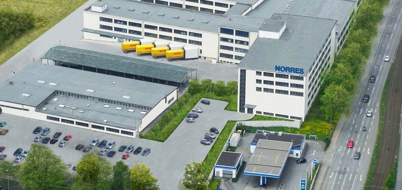 NORRES acquires Swedish industrial hose distributor Jarl Elmgren AB