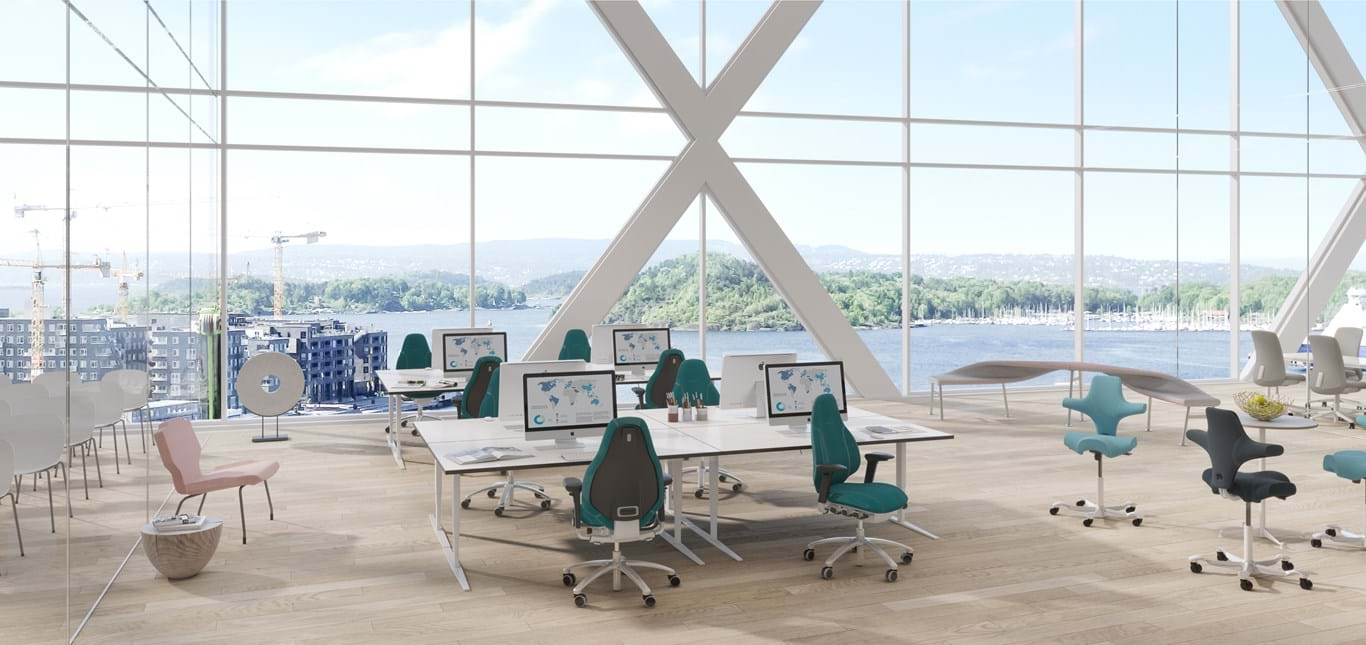 Flokk acquires 9to5 Seating